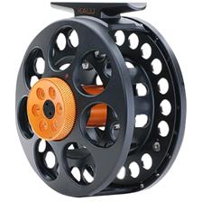 FLY REEL VISION KALU BLACK ORANGE