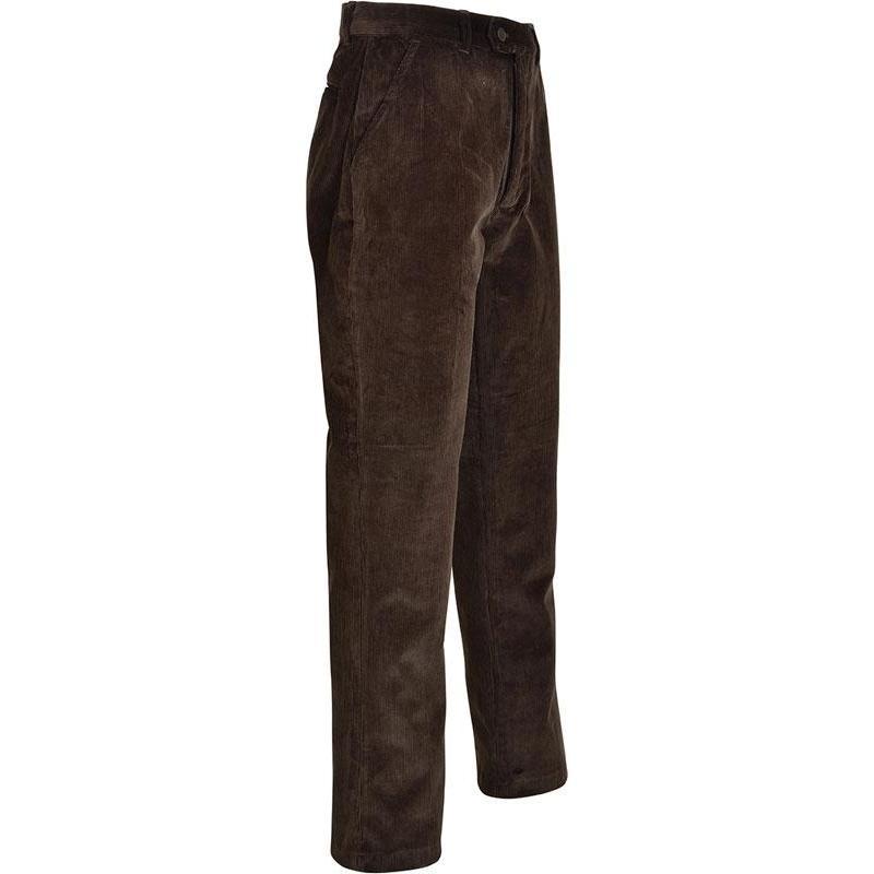 Pantalon velours Country Percussion marron-38 Percussion