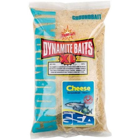 FUTTER DYNAMITE BAITS SEA GROUNDBAIT CHEESE HEAVY