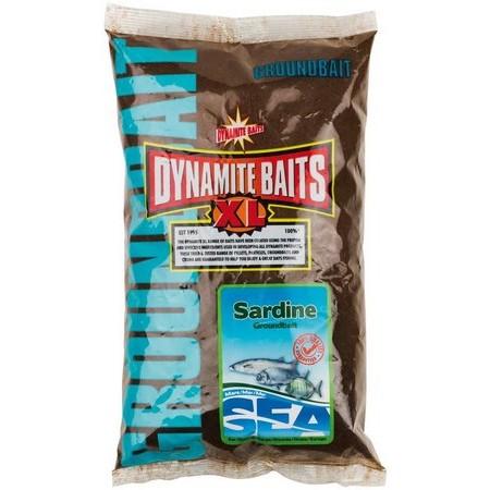 FUTTER DYNAMITE BAITS SEA GROUNDBAIT SARDINE