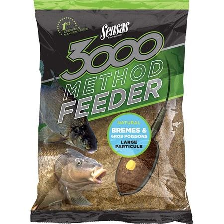 FUTTER SENSAS 3000 METHOD