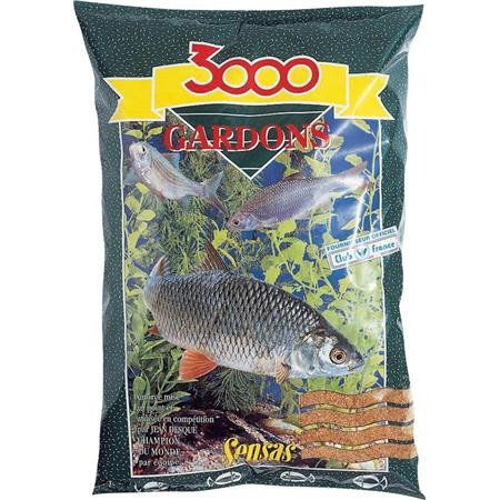 FUTTER SENSAS 3000 ROTAUGE