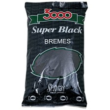 FUTTER SENSAS 3000 SUPER BLACK BRACHSE