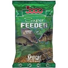 FUTTER SENSAS 3000 SUPER FEEDER KARPFEN