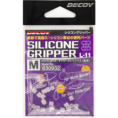 GAINE DECOY L 11 SILICONE GRIPPER