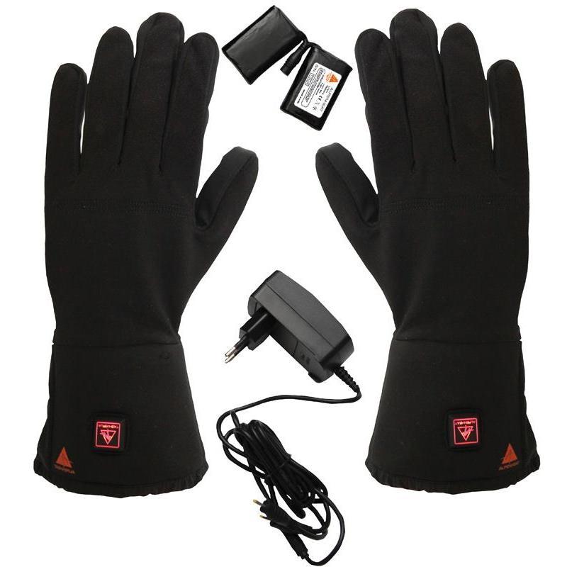 gants homme alpenheat chauffants ag1 noir. Black Bedroom Furniture Sets. Home Design Ideas