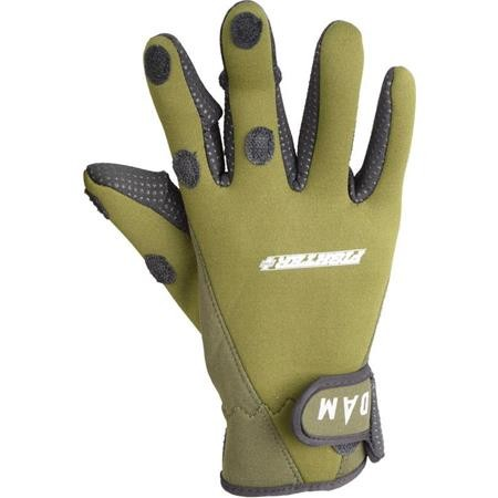 GANTS HOMME DAM FIGHTER PRO+ NEOPRENE - OLIVE