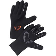 GANTS HOMME SAVAGE GEAR SUPER STRETCH NEO GLOVE - NOIR