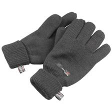Habillement Eiger KNITTED GLOVES GRIS TAILLE S