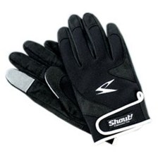 Apparel Shout! GLOVE BLACK TAILLE LL