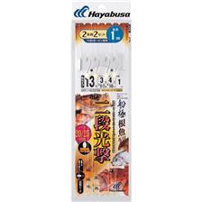 GEBUNDENE MEERESSCHNUR HAYABUSA SD-760 - 4ER PACK