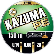 GEVLOCHTEN LIJN ASARI KAZUMA 8X - 150M