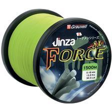 GEVLOCHTEN LIJN JINZA FORCE - 1500M