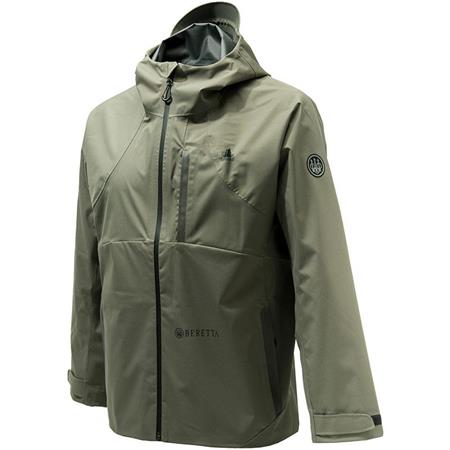 GIACCA UOMO BERETTA ACTIVE WP PACKABLE JACKET - VERDE