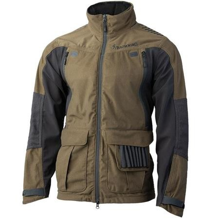 GIACCA UOMO BROWNING XPO LIGHT - VERDE SCURO