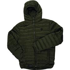 GIACCA UOMO FOX CHUNK OLIVE QUILTED JACKET