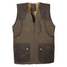 GILET CHASSE HOMME CLUB INTERCHASSE BATISTE