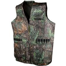 GILET CHASSE HOMME TREELAND ANTI RONCE 252N - CAMO 3DXG