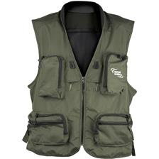 GILET DE PECHE WATER QUEEN LANCER / MOUCHE / TOC