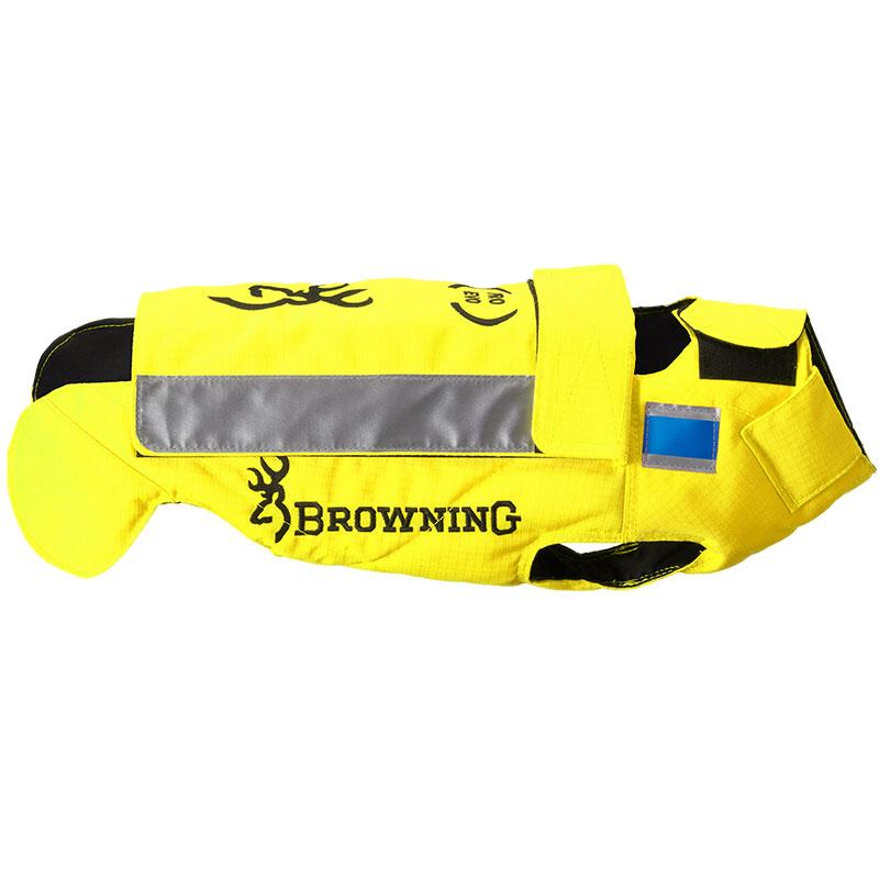 GILET DE PROTECTION BROWNING PROTECT PRO EVO - JAUNE - T55