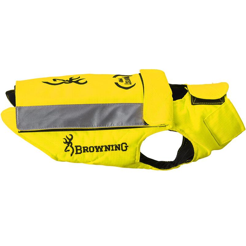 GILET DE PROTECTION BROWNING PROTECT PRO - JAUNE - T85