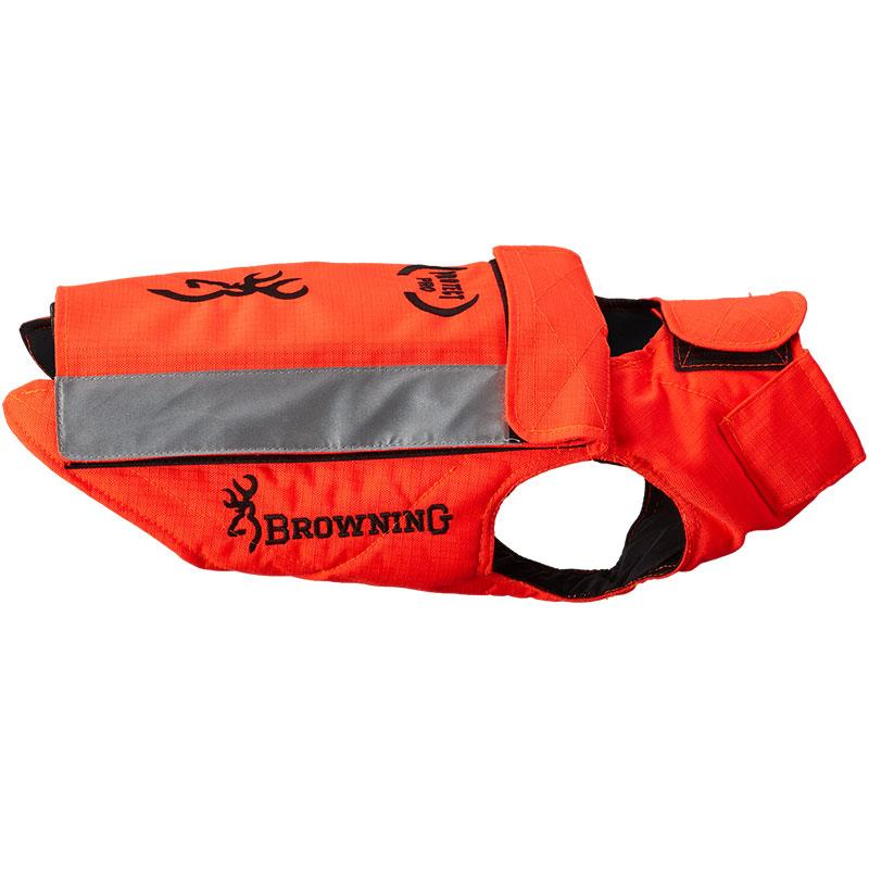 GILET DE PROTECTION BROWNING PROTECT PRO - ORANGE - T80