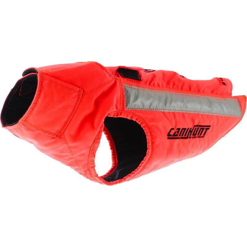 GILET DE PROTECTION CANIHUNT DOG ARMOR PROTECT LIGHT ORANGE - T60