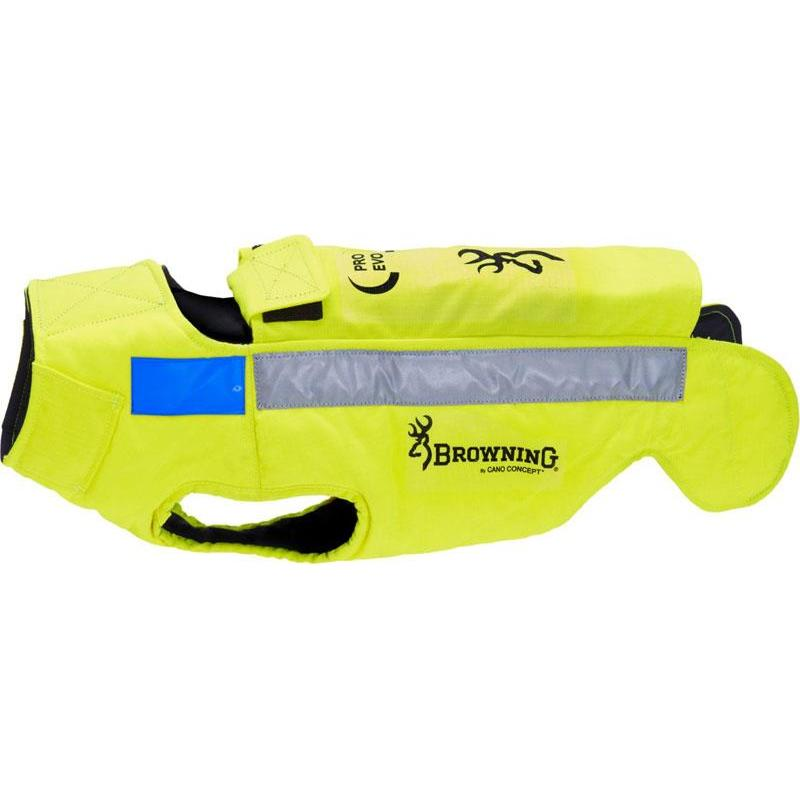 GILET DE PROTECTION CANO CONCEPT BY BROWNING PROTECT PRO EVO JAUNE - T45