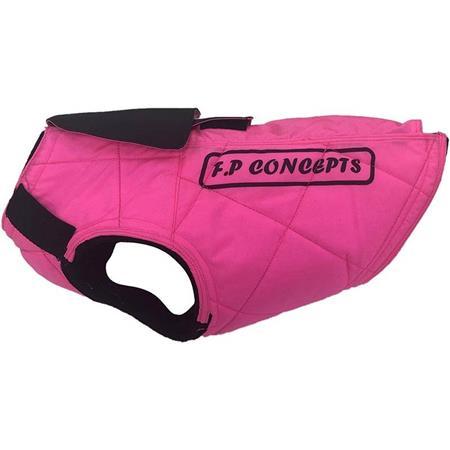 GILET DE PROTECTION F.P CONCEPTS CAUMONT AVEC CAPE - ROSE