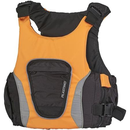 GILET DE SAUVETAGE PLASTIMO RODEO - ORANGE