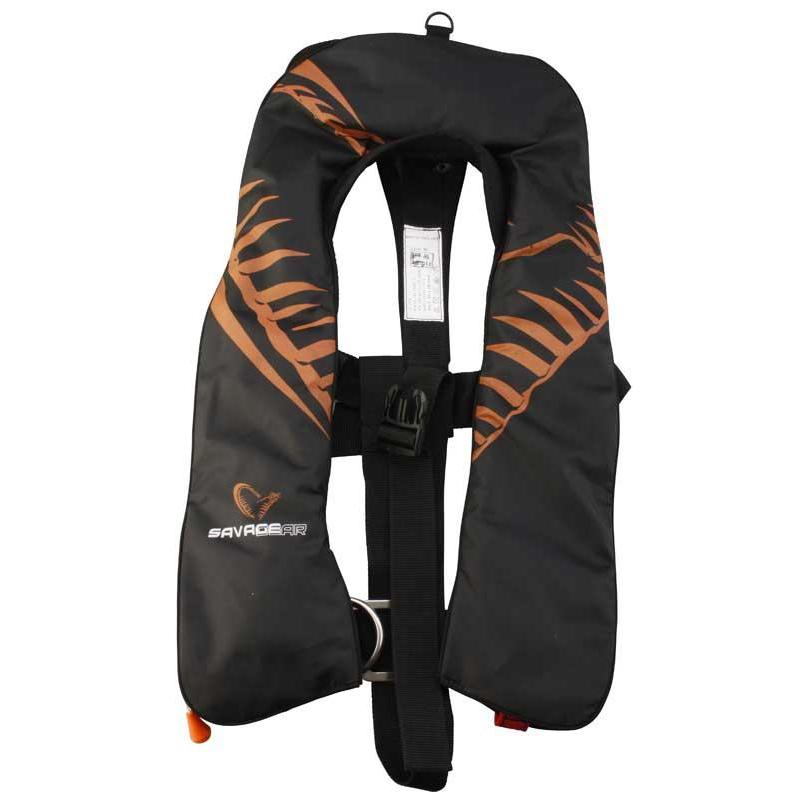 gilet de sauvetage savage gear life vest automatic. Black Bedroom Furniture Sets. Home Design Ideas