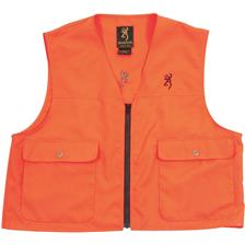GILET DE SECURITE BROWNING X-TREME TRACKER ONE - ORANGE - 3051010103