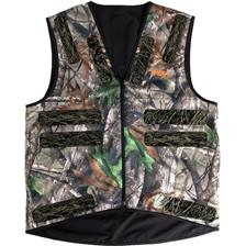 GILET DE SECURITE HUNTER SAFETY LAB DETECTABLE IRIS PREMIUM - CAMO