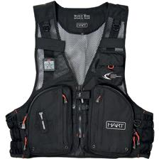 GILET DI PESCA HART SPINNING PRO