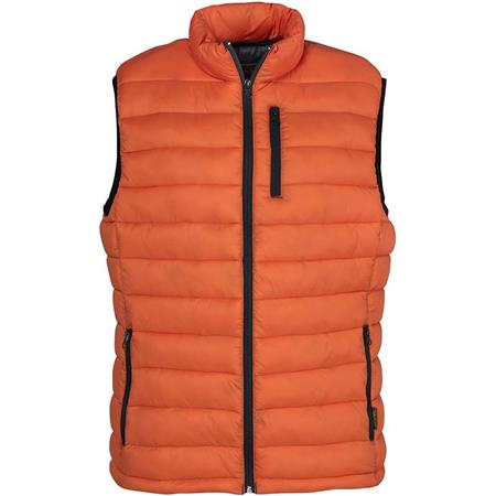 GILET HOMME IDAHO TREKKING - ORANGE