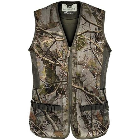 GILET HOMME PERCUSSION PALOMBE - FOREST EVO