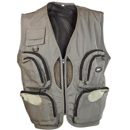 GILET MOUCHE JMC TRADITION
