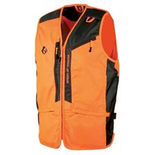 GILET SANS MANCHE HOMME SOMLYS 253 SPIRIT OF TRAQUE - ORANGE