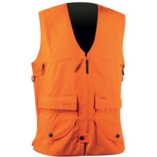 GILET SANS MANCHES HOMME HART BECASSE BLAZE-V - ORANGE