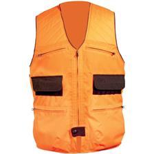 GILET SANS MANCHES HOMME HART IRON XTREME-V - ORANGE