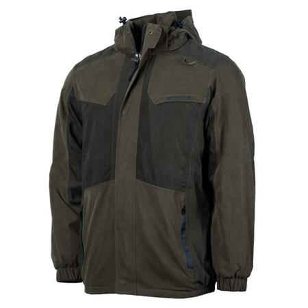 GILET SANS MANCHES HOMME SOMLYS 413 WARM LIGTH REVERSIBLE - MARRON/ROUGE
