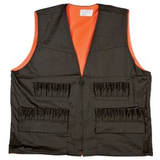 GILET SECURITE JANUEL REVERSIBLE
