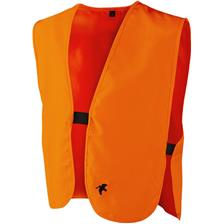 GILET SECURITE JUNIOR SEELAND - ORANGE