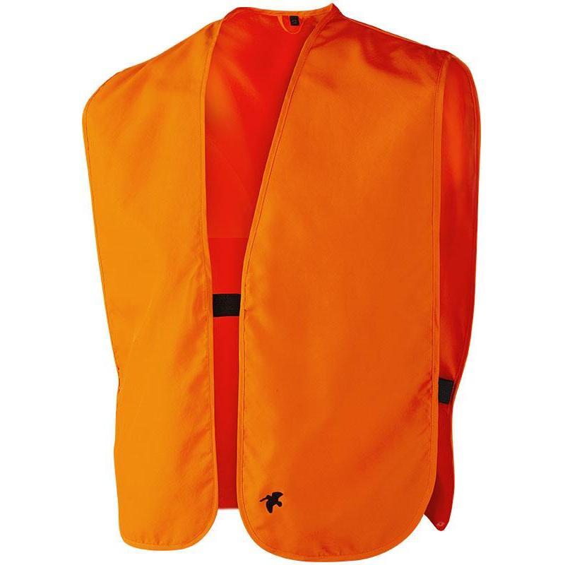 gilet securite seeland waistcoat orange. Black Bedroom Furniture Sets. Home Design Ideas