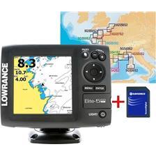 ELITE 5M HD + CARTE SMALL 2 GPS ELITE 5M HD + ALASSIO/ PORT ST LOUIS DU RHÔNE
