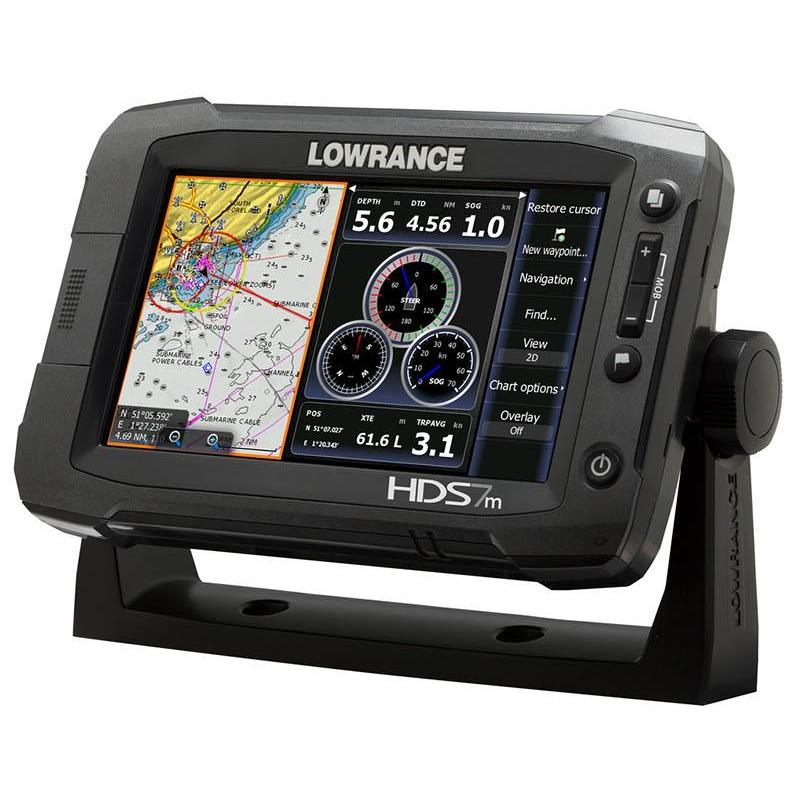 Achat Gps Couleur Lowrance Hds 7m Gen 2 Touch 77062 on off road cb radio