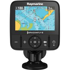 GPS COULEUR RAYMARINE DRAGONFLY 5M