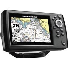 GPS LECTEUR DE CARTE HUMMINBIRD HELIX 5 G2 CP - SPECIAL SALON NAUTIC PARIS