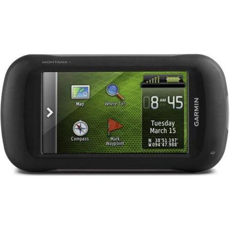 GPS PORTABLE GARMIN MONTANA 610