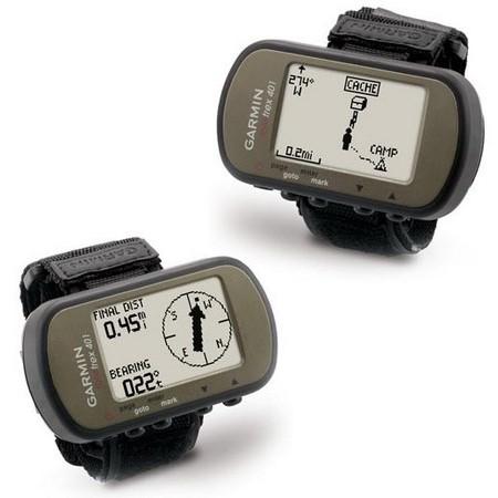 GPS PORTÁTIL GARMIN FORETREX 401